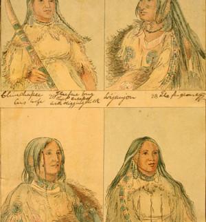 Crow Indian Tattoos