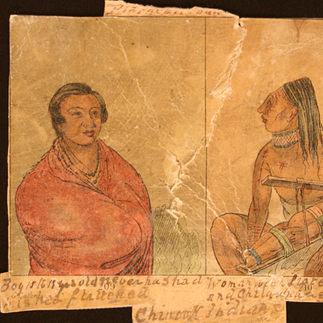 Chinook Indian Tattoos