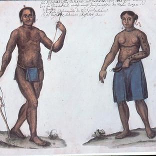 Yuchi Indigenous Tribal Tattooing