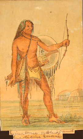 Mnataree Chief Tattoos
