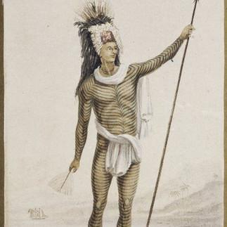 Cook Island Tattooing of Rarotonga