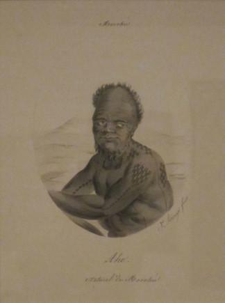 Native of Maui Tattooed