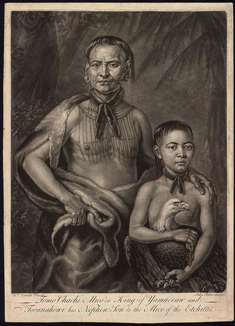 Yamachraw Indian Tattoo