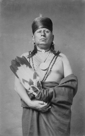 Bacon Rind Osage Chief Tattoos