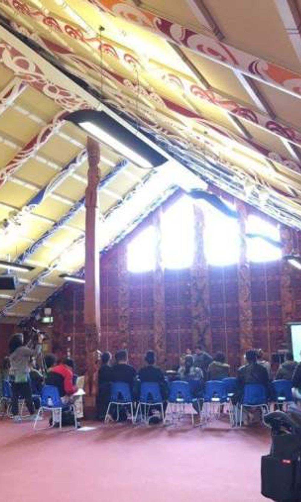 Presentations at Indigenous Ink