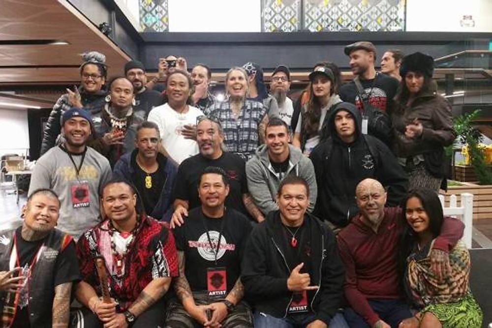 Indigenous Ink group photo