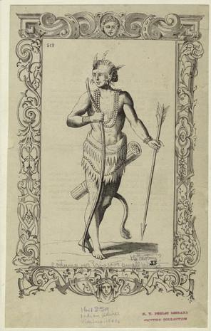 Indian Leg Tattoo