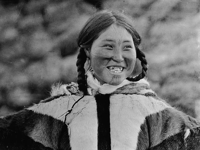 Inuit Tattooing