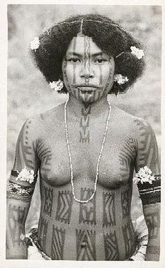 Tattoos of Papua New Guinea