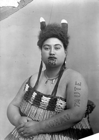 Moko Kauae