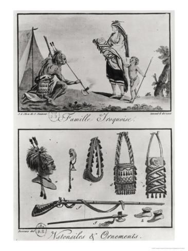 Iroquois Tattoos