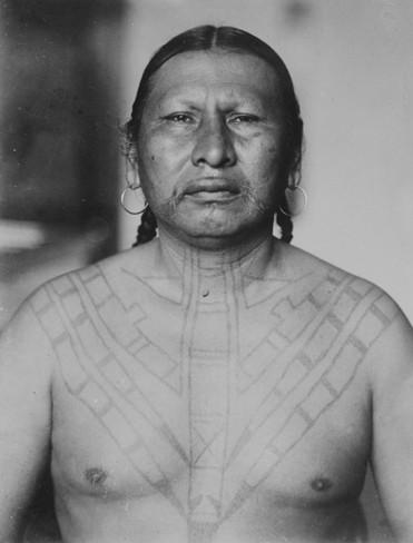 Osage Tattoos