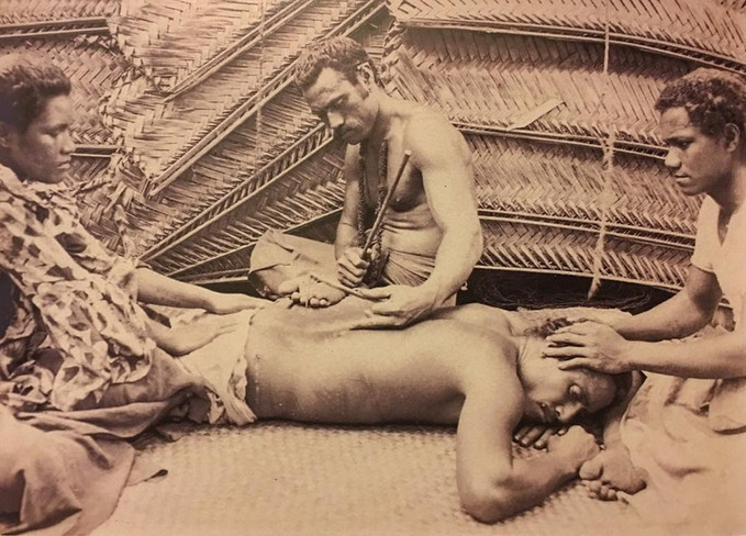 Samoan Tufunga Tatau