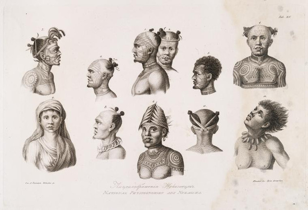 French Polynesian Indigenous Tattooing