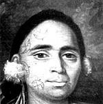Mahican Face Tattoos