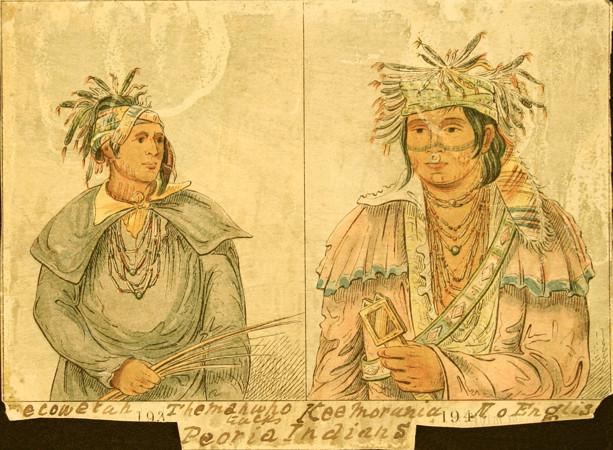 Peoria Indian Tattoos
