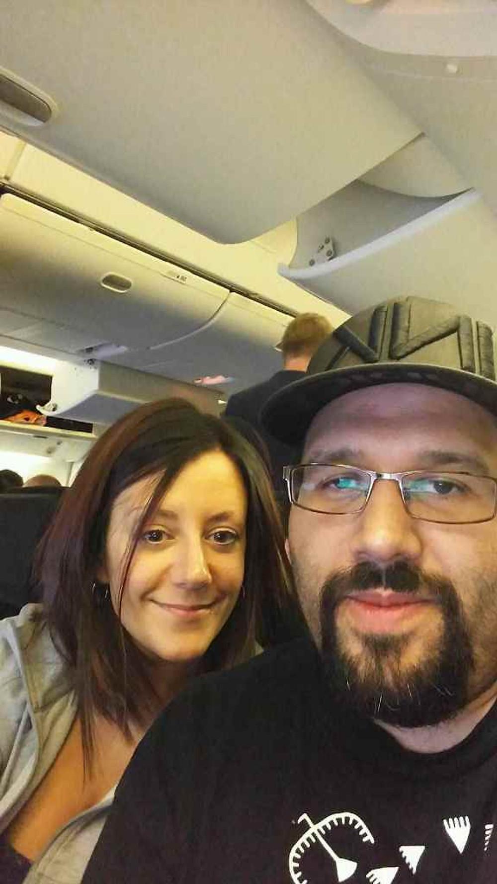dion-and-jayne-kaszas-on-plane