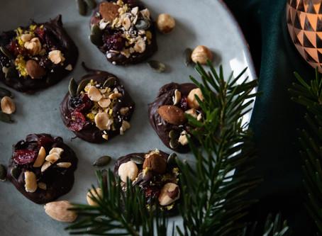 Chocolats gourmands à la dulse.