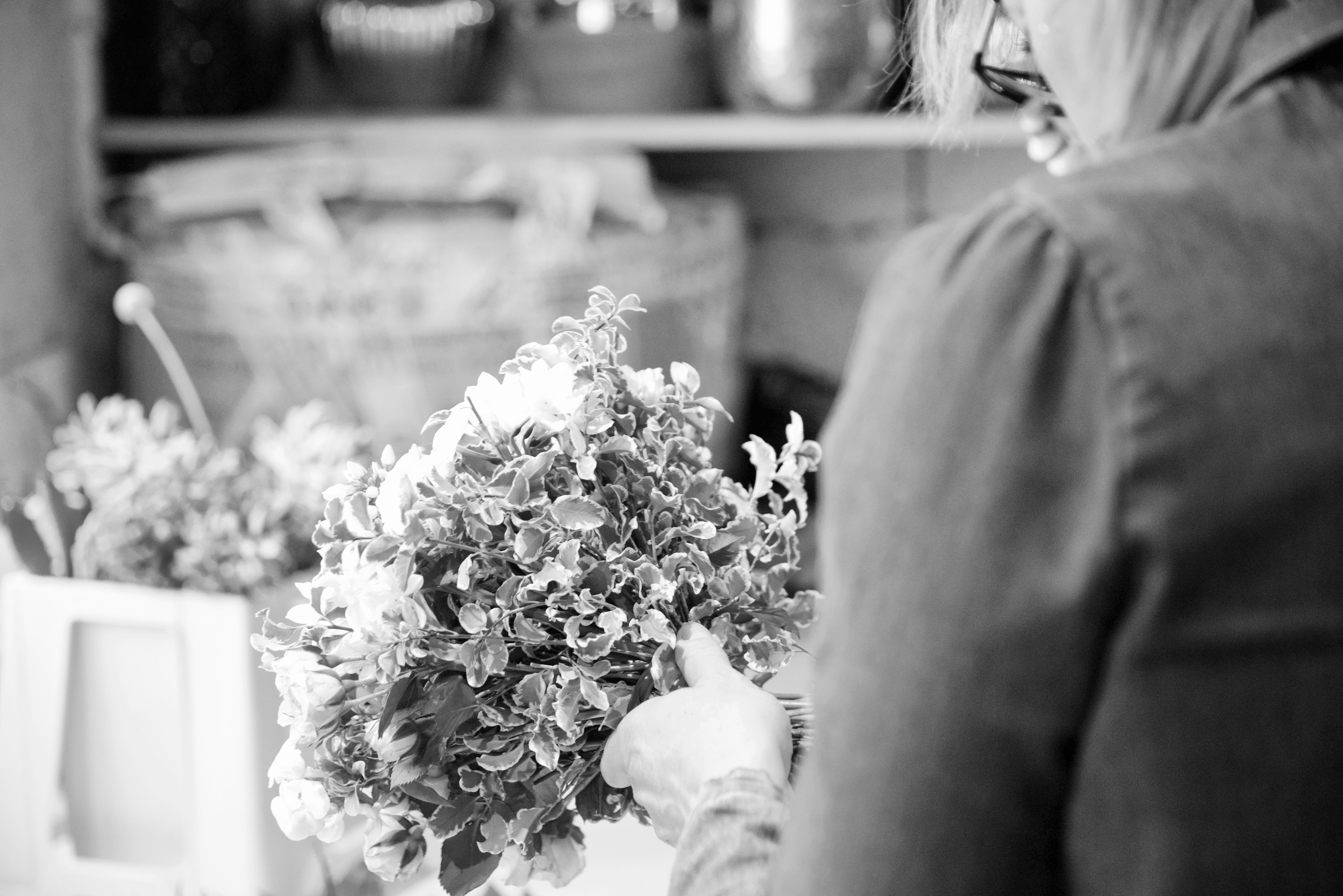 L'art de la fleuriste