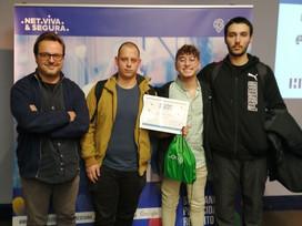 """Primeiro prémio para o ITAP no Concurso Nacional """"Net Viva e Segura"""""""