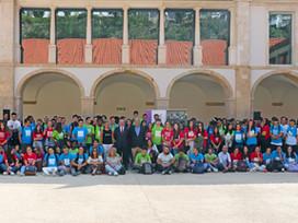 Ano letivo no ITAP começa com visita ao Convento São Francisco