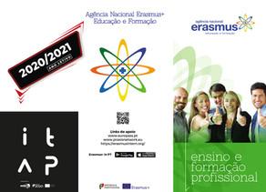 """""""ATREVE-TE A APRENDER"""": novo projeto do ITAP, de dimensão europeia."""