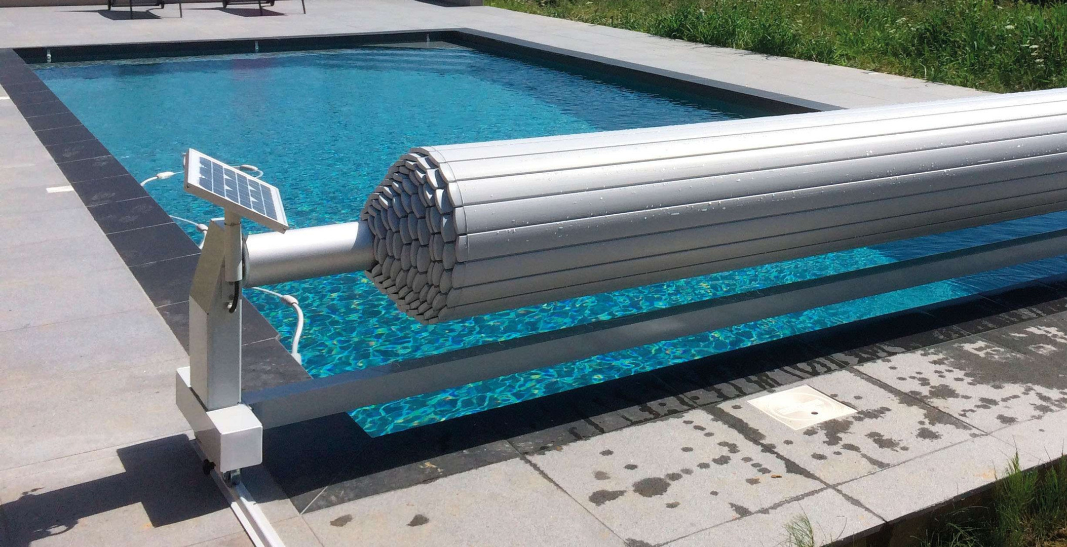 Volet SLIDE & ROLL Solaire
