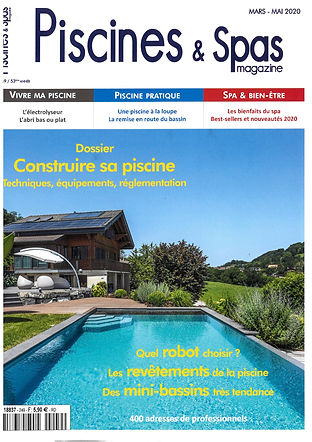 Magazine Piscines & Spas Mars Avril Mai