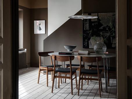 Eclectic interior and luxury design