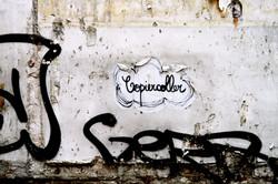 Street Art Lyon copier coller