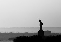 Landscape NYC New York City Liberty