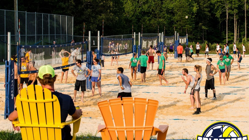 Beach Volleyball Leagues