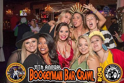 Tyler Viglione - Boogeyman Barcrawl 2018