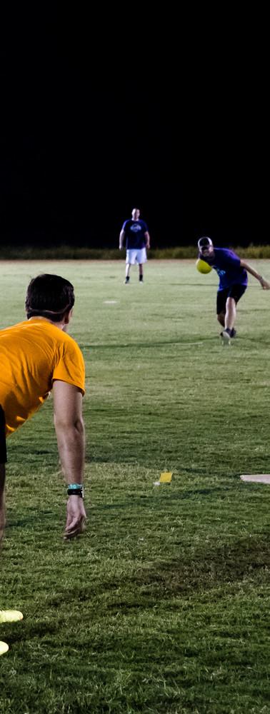Coed Adult Kickball