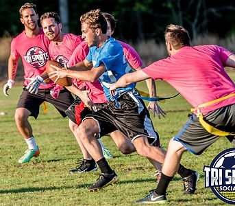 Men's & Coed Flag Football