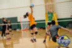 Adult Indoor Volleyball