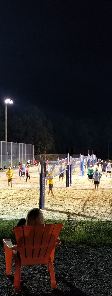 Coed Beach Volleyball 4s & 6s