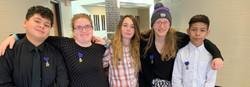 8th Grade S&E Students