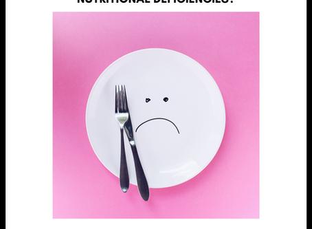 Are cravings due to nutritional deficiencies?
