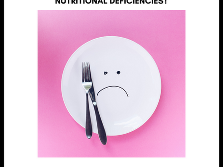 Are cravings due to nutritional deficiencies?