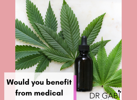 Would you benefit from medical cannabis?