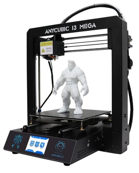 Impresora 3D i3 Mega