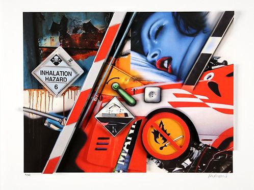 Peter Klasen - Reve / Inhalation Hazard 6 / Corrosif