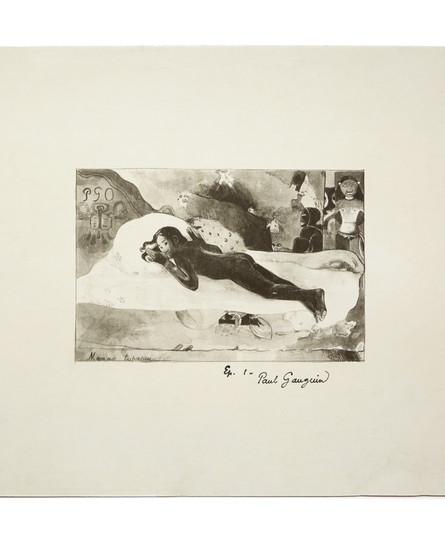 Paul Gauguin, Manao Tupapao (1894)