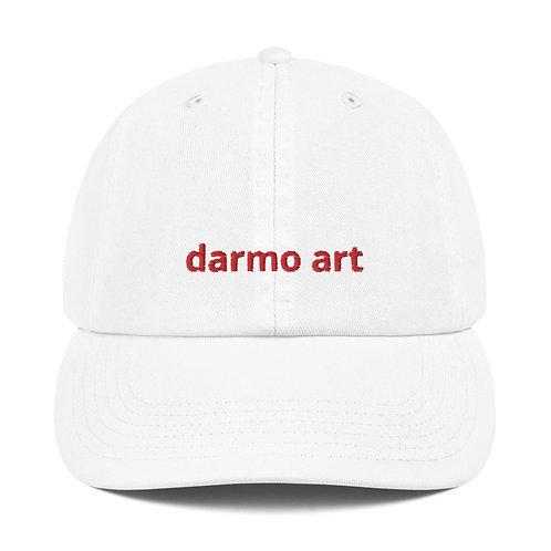 Darmo Art - Champion Dad Cap
