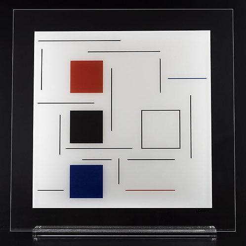 Geneviève Claisse - 3D Composition
