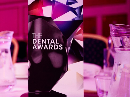 The Dental Awards 2019 Finalist!
