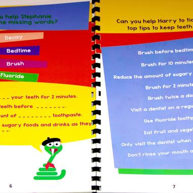 Children's Workbook