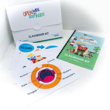 Teacher's resource pack & presentation folder
