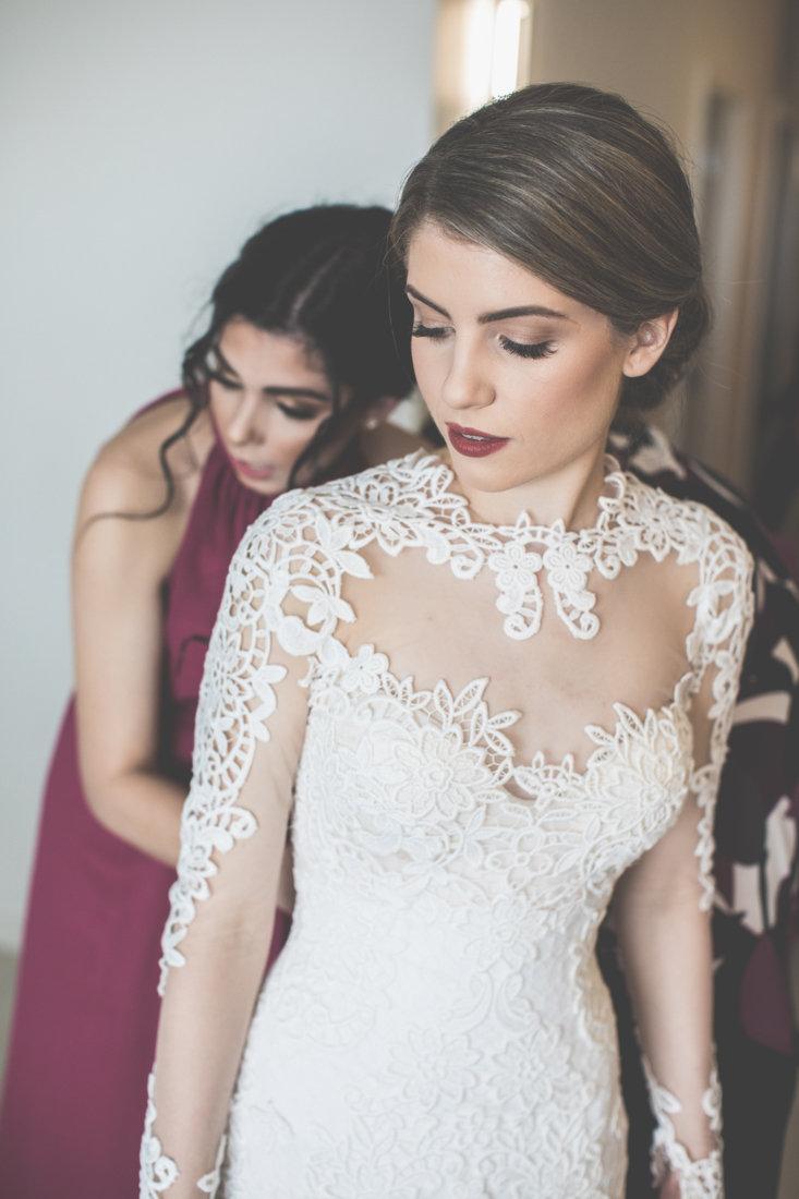 Maree Brigante Bridal Makeup